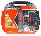 Black & Decker Akku-Stabschrauber-Set A7145  für 19,99 € inkl. Versand [Idealo 33,79 €] @top12.de