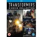 Transformers Quadrologie Box Teil 1-4 Blu-ray für 15,80€ inkl. Versand [idealo 30,99€] @Zavvi