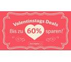 Valentins Deals: Bis zu 60% Rabatt + Gratis Lieferung oder Altgerätmitnahme + Tiefpreisgarantie @AO.de