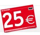 XXXL Shop: 25,-€ Gutschein ab 75€ MBW