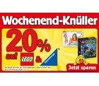 20% Rabatt auf Lego und Ravensburger + 30% Rabatt auf Playmobil + 20,00 € Rabatt mit Gutscheincode @Spiele Max