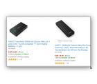 AUKEY Powerbank 20000mah für 19,99€ oder 12000mah für 13,99€ dank Gutscheincode @Amazon
