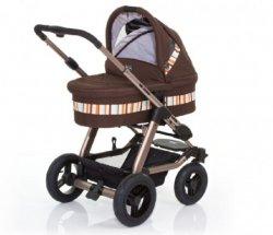 BabyMarkt: ABC DESIGN Viper 4S Kombikinderwagen brownie inkl. Tragewanne für 272,99€ bzw. 299,99€ [ Idealo 489,90 € ]