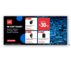 Cebit-Fieber: Bis zu 30% Rabatt ggü. UVP auf Technik bei ebay @ z.B. ZyXEL NAS326 NAS System 2-Bay Leergehäuse für 89,90€