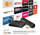 Das neue Amazon Fire TV mit 4K Ultra HD für 84,99 € (98,99 € Idealo) @Amazon