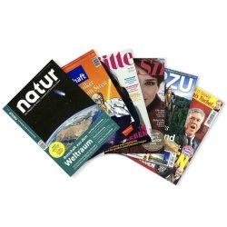 Ebay: Zeitschriften Abonnements (Jahres und halbjahres Abos) für nur 4,95 Euro