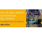 Google.com: 1 Gratismonat SkyOnline im Wert von 9,99€