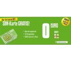 GRATIS FYVE SIM-Karte statt 9,95 € (Keine Vertragsbindung und keine Grundgebühr) z.B. für einen Monat umsonst surfen