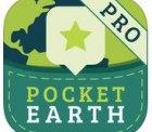iOS: Pocket Earth PRO Offline Maps heute gratis statt € 4,99