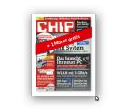 Kioskpresse: 3 Monate + 1 Monat Gratis Chip mit DVD effektiv mit 0,40 cent Gewinn