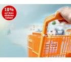 OBI: 10% Rabatt-Gutschein mit einem MBW von 50,- € + Gratis OBI Eimer oder Gießkanne