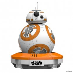Orbotix Sphero BB-8 Star Wars Droide RC für 88,00 € (139,00 € Idealo) @Notebooksbilliger