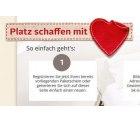 OTTO.de Aktion 5€ Dank-Gutschein für portofrei verschickte Kleiderspende erhalten
