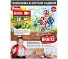 Pendeluhr-Bausatz für Kinder, GRATIS (nur VSK)