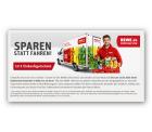 REWE: Lieferservice mit 10,- € Rabatt (Nur für Neukunden)