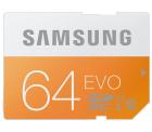 SAMSUNG MB-SP64D-EU SDXC Speicherkarte 64GB Class 10 für 16,00 € (21,65 € Idealo) @Media Markt