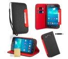 2 PU Leder Schutzhüllen für das Samsung Galaxy S3 Siii i9300 inkl. Displayschutzfolie, Reinigungstuch und Eingabestift für ca 3,20€ @Amazon.co.uk