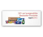 Amazon Pantry: 30% Rabatt auf ausgewählte Bestseller Produkte