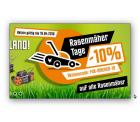 10% Rabatt Gutschein auf alle Rasenmäher @Fuxtec.de