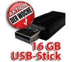 Gratis 16GB USB Flashstick dank Gutschein ab einem MBW von 25,-€  zzgl. VSK @gutdrucken