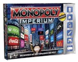 Hasbro Monopoly Imperium – Edition 2014 für 12,94€ [idealo 17,75€] @Alternate
