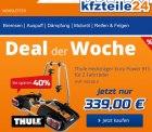 autoteile24: Thule Heckträger Euro Power 915 nur 339,-€ statt 419,-€ (Idealo)