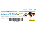 Conrad: 5,55 Euro Gutschein (MBW 25 Euro) + gratis Deutschland EM Fanschal (MBW 50 Euro)