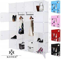( eBay ) Kesser® Kleiderschrank DIY Schrank Regalsystem Steckregal Garderobe Schuhregal ab 32,90