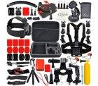 Leknes Basis-Zubehör-Bundle Kit für GoPro usw. für 20,99€ statt 30,99€ dank Gutscheincode @Amazon