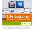 [Lokal] 10€ Rabatt-Gutschein ab 30€ MBW @Gravis
