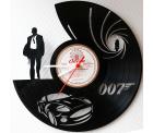 Schallplattenuhren aus echten Vinyl (89 Motive) für 9 € statt 38 € + 50% Extrarabatt auf die zweite Uhr @Gravurzeile