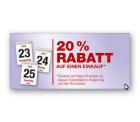 20% Rabatt-Coupon für Toom-Baumarkt @ Laviva
