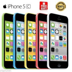 [B-Ware] APPLE IPHONE 5C 8GB/16GB/32GB 8MP 4G LTE in 5 Farben für je 137,99 € inkl. Versand [Idealo 299,95 €] @eBay