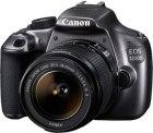 Canon EOS 1200D Kit 18-55mm IS II Spiegelreflexkamera für 299 € (354,59 € Idealo) @Cybeport