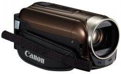 Canon LEGRIA HF R56 Camcorder braun für 215,10 € inkl. Versand [ Idealo 238,99 € ] @ Rakuten