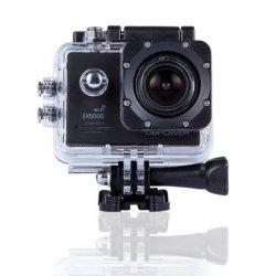 DBPOWER Original EX5000 WIFI 14MP Full HD-Actioncam für 74,99€ dank Gutschein @Amazon