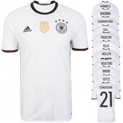 Ebay: 15% Rabatt auf Trikots mit Gutschein z.B. adidas Performance DFB Trikot Home EM 2016 mit Spielername und Nummer für nur 42,45 Euro