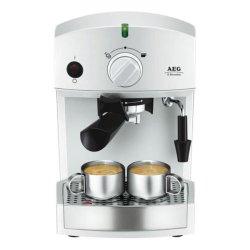 Ebay: AEG AE 130 Crema Espresso Siebträger Kaffee Automat Milchaufschäumdüse für nur 69,99 Euro statt 129,99 Euro bei Idealo
