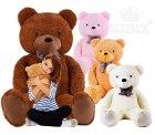 (eBay) KIDIZ® Teddybär Kuscheltier Plüschtier Stofftier Bär Teddy Gr. 100cm,150cm und 175cm ab 23,90