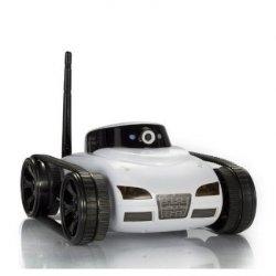 [Gebraucht]  Amewi 23033 – I Spy Tank – ferngesteuertes Fahrzeug mit integrierter Kamera für 26,63€ [idealo 86,96€] @Amazon WHD