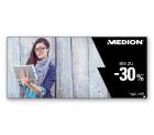 Medion Sonderverkauf bis zu 30% Rabatt, z.B. MEDION LIFE P65088 2.1 Bluetooth Soundbar für 99,99€ [idealo 119,95€] @ebay