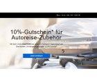 10% PayPal-Gutschein für Autoreise und Zubehör @ebay