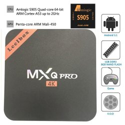 how to watch live tv on mxq android box