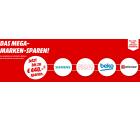 Das Mega-Marken-Sparen @Media Markt z.B. SIEMENS WT 43 W 2B1 Kondensationstrockner für 499 € (634 € Idealo)