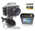 HD PRO 1 Full HD 5 Megapixel Action Cam für 46,99 € (73,30 € Idealo) @Allyouneed