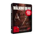 Mediamarkt: The Walking Dead – Staffel 5 – Limited Weapon Steelbook Blu-ray für nur 25 Euro statt 43,99 Euro bei Idealo