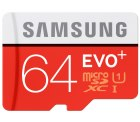 Samsung EVO Plus microSDXC 64GB für 14,99 € (19,89 € Idealo) @Amazon
