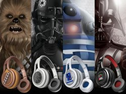 SMS Audio Star Wars On-Ear Kopfhörer für 49,95 € + VSK (100,48 € Idealo) @iBOOD