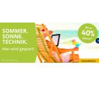 Sommer Sale bei Medion mit bis zu 40% Rabatt auf Technik