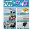 Sommer-Sale mit bis zu 70% Rabatt auf Technik, Fashion, Garten, Wohnen usw. @eBay